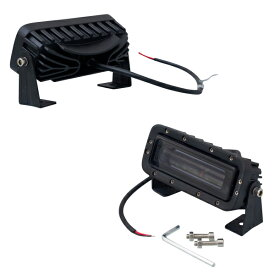 LEDライト セーフティラインライト フォークリフト 左右後方3点セット選べる2カラー ブルー レッド 作業車両 CREE 30W 事故防止 危険防止 建設重機 安全 @28483