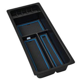 トヨタ プリウス 50系 コンソールボックス トレイ ラバーマット付 センターコンソール トレー 小物入れ 収納 専用 内装 アクセサリー パーツ _59950