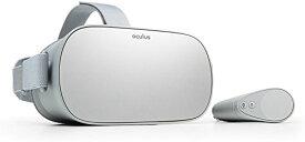 Oculus Go オキュラス 単体型VRヘッドセット スマホPC不要 2560x1440 Snapdragon 821 (32GB) [並行輸入品]