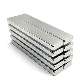 磁石 強力な棒磁石 バーマグネット 超強力マグネットバー 冷蔵庫、キッチン、オフィス、工芸、吊り橋 希土類マグネット 家庭用パワー