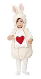【即納!】マシュマロ(ラパン)Baby【ハロウィン】【コスチューム】キッズコスプレ 赤ちゃんコスプレ うさぎ