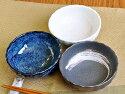 お買得和食器菊型4.0ボール[小鉢]