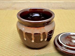 和食器蓋付壺(大)[つぼ壷蓋物]
