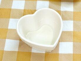 ハート ココット 7cm ニューボン [ スフレ お菓子作り かわいい オーブン対応 小鉢 耐熱食器 ]
