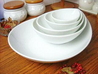 白い食器フォンテデュードロップボール11.5cm[ボウル/小鉢/しずく型][業務用]