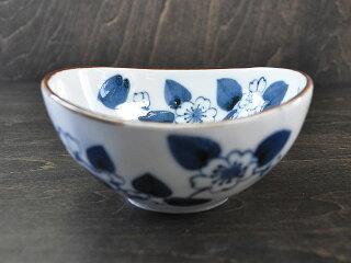 和食器3.5楕円鉢椿[価格別食器市]