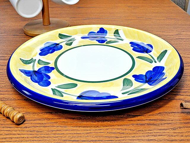 イタリア風食器 カンパーニャ 28cm ピザスパゲティ皿 [ お皿 大皿 パスタ皿 ピザプレート ]
