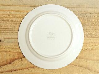 北欧風食器ヴィオレッテ17cmプレート[お皿丸皿北欧柄かわいい洋食器]