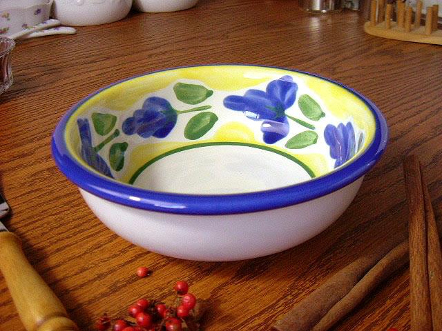イタリア風食器 カンパーニャ 14cm スモールサラダボウル[ 小鉢 ボール ]