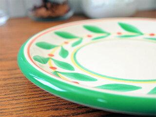 イタリア風食器ヴェローナ19cmケーキ皿[丸皿プレート洋食器]