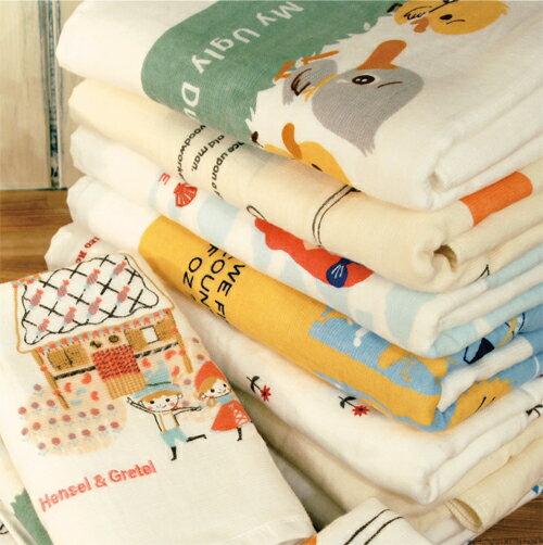【Shinzi Katoh】『ノスタルジックメモリー』 バスタオル 約65×120cm 童話【クーポン配布中】