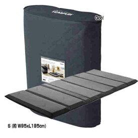 10 FUTON-DeluxeテンピュールNew FutonDeluxe フトンデラックス MATTRESSE bed5年保証 シングル 約 95×195×7cm