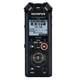 (アウトレット)オリンパス ICレコーダー LS-P4 ブラック 容量:8GB
