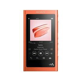 (アウトレット)ソニー メモリープレーヤー NW-A55WI R トワイライトレッド 容量:16GB