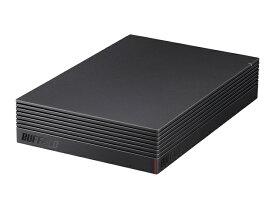 (アウトレット)バッファロー USB3.1(Gen.1)対応 外付けHDD HD-LDS6.0U3-BA ブラック HDD:6TB