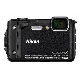 ニコン 防水デジタルカメラ COOLPIX-W300(BK) ブラック
