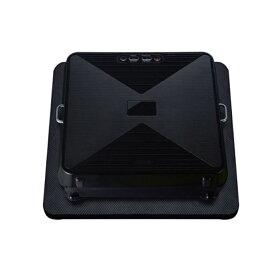 アテックス シェイプアップボード(ブレス型リモコン/コンパクトタイプ) AX-HXL300-BK