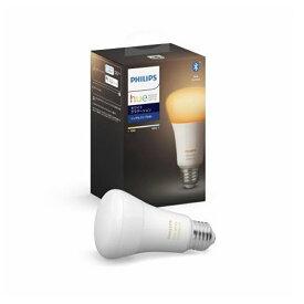 フィリップス ジャパン Hueホワイトグラデーション シングルランプ Bluetooth+Zigbee PLH30GL