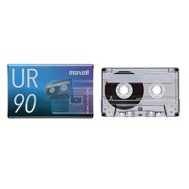 マクセル カセットテープ UR-90N