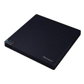 パイオニア BD/DVD/CDライター BDR-XD08MB-S MOONLIGHT BLACK