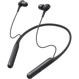 (アウトレット)ソニー Bluetoothイヤホン WI-C600N BM ブラック