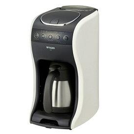 タイガー魔法瓶 コーヒーメーカー ACT-E040 WM クリームホワイト