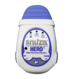 ちゃいなび ベビー体動センサー(CR2×1個付)スヌーザ・ヒーロー SNH-02 ホワイト系