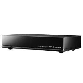 (アウトレット)アイ・オー・データ機器 AV録画用外付ハードディスク AVHD-AUTB3 ブラック HDD:3TB