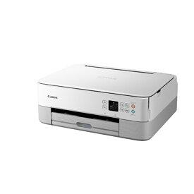 キヤノン インクジェットA4カラー複合機 PIXUSTS5330WH ホワイト