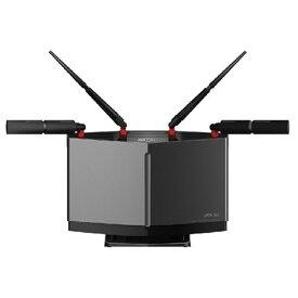 バッファロー 無線LAN親機 WXR-5950AX12 チタニウムグレー
