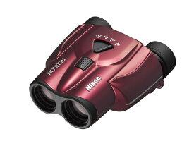 (アウトレット)ニコン ポロプリズム双眼鏡 8〜24倍 アキュロン T11 8-24X25(RD) レッド