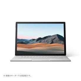 マイクロソフト Surface Book 3 15.0インチ (i7/32GB/1TB) SMV-00018 プラチナ