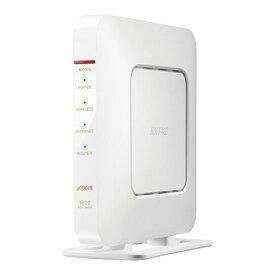 (アウトレット)バッファロー Wi-Fi 6(11ax)対応ルーター WSR-1800AX4-WH ホワイト