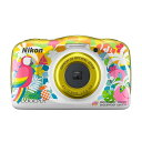 ニコン 防水デジタルカメラ COOLPIX-W150(RS) リゾート