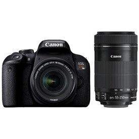 (アウトレット)キヤノン 一眼レフカメラ 2本レンズキット(標準ズーム+望遠ズーム) EOS(イオス) KISSX9i-WKIT