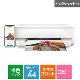 日本HP インクジェットA4カラープリンター 7CZ37A#ABJ(ENVY6020)