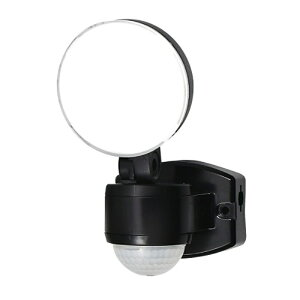 ELPA AC式 LEDセンサーライト 1灯 ESL-SS411AC
