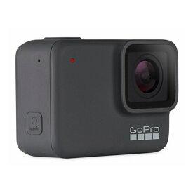 GoPro(ゴープロ) ウェアラブルカメラ 4K HERO7 SILVER CHDHC-601-FW