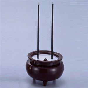 旭電機化成 LED線香 ASE-5201NDB ブラウン