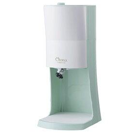 ドウシシャ 電動ふわふわとろ雪かき氷器 DTY-B1GR グリーン
