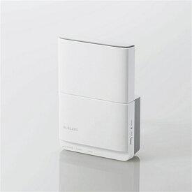 エレコム 無線LAN中継機 11ac/n/a/g/b WTC-733HWH2 ホワイト