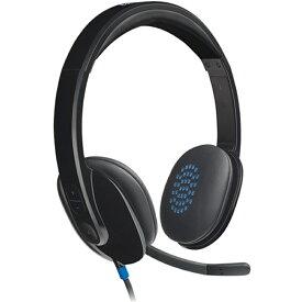 LOGICOOL ロジクール USBヘッドセット H540r H540r ブラック