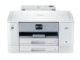 ブラザー工業 ビジネスインクジェットA3カラープリンター HL-J6000CDW