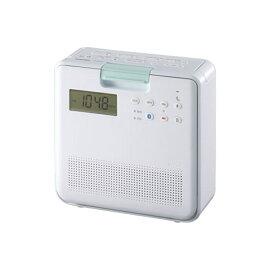 東芝 防水型CDラジオ TY-CB100(W) ホワイト