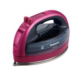 (アウトレット)パナソニック コードレスアイロン NI-WL705-P ピンク