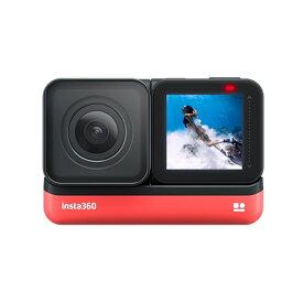 Arashi Vision ウェアラブルカメラ Insta360 ONE R Twin Edition CINAKGP/A