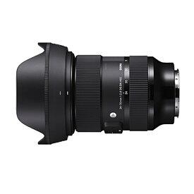 SIGMA 交換レンズ ソニーEマウント用 24-70/2.8 DG DN A SE