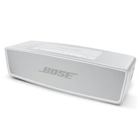 BOSE Bluetoothスピーカー SOUNDLINK MINI II Special Edition SLV ラックスシルバー