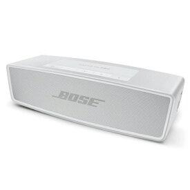 BOSE Bluetoothスピーカー SOUNDLINK MINI II Special Edition SLV ラックスシルバー