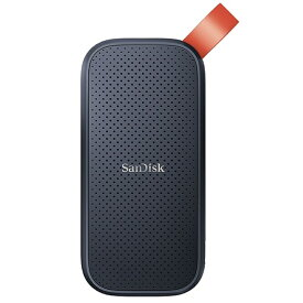 SANDISK ポータブルSSD SDSSDE30-2T00-J25 HDD:2TB